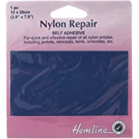 Reparatur-Flicken, Nylon, Selbstklebend, 10 X 20 cm: Ryl, Blau