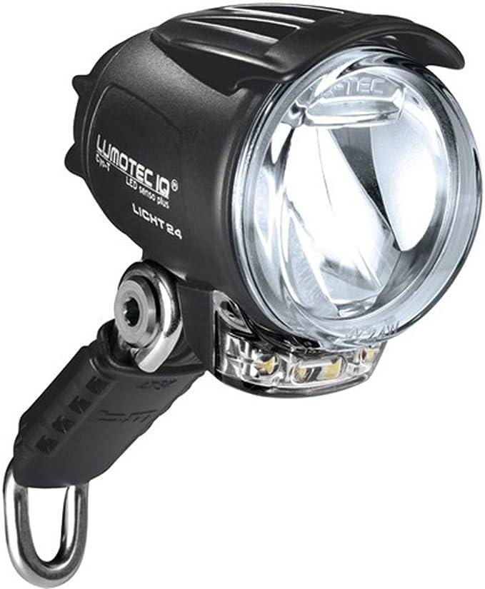BUSCH MÜLLER LED-Scheinwerfer Lumotec IQ Avy IQ AVY N PLUS 30 LUX ca.90g 162..