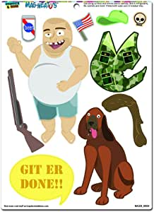 Amazon Com Graphics And More Redneck Man Dress Up
