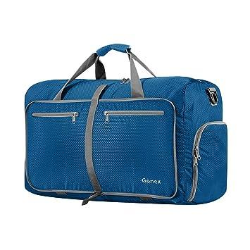 Gonex 40L Packable Travel Duffle Bag, Great Boarding Bag Lightweight Water  Repellent   Tear Resistant fa4fedef45