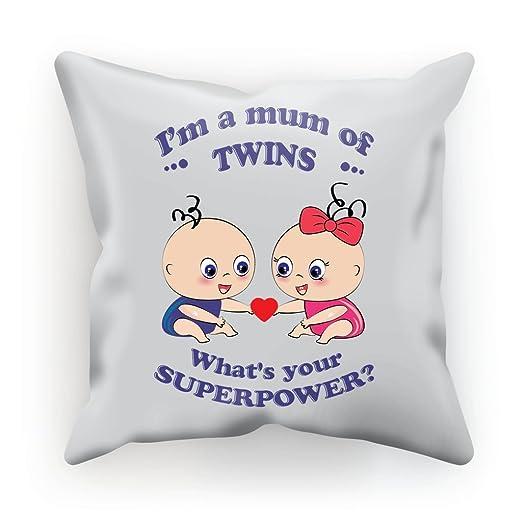 Día de la madre cojín manta almohada ante sintético - I m ...