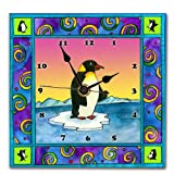 Penguin Wall Clock For Sale