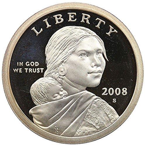 1 S 2000-2018 S Sacagawea/Native American Dollar Proof 19 Coin Set Proof