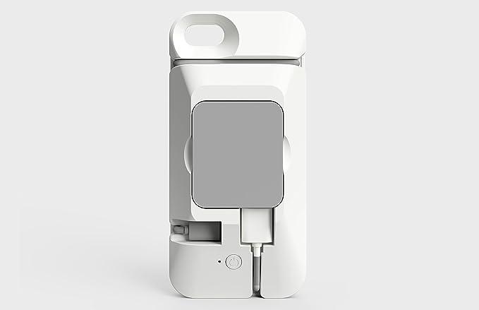 buy popular c5307 e6565 Amazon.com: EZ Charge Case Pro iPhone 6/7/8 s | Protective Phone ...