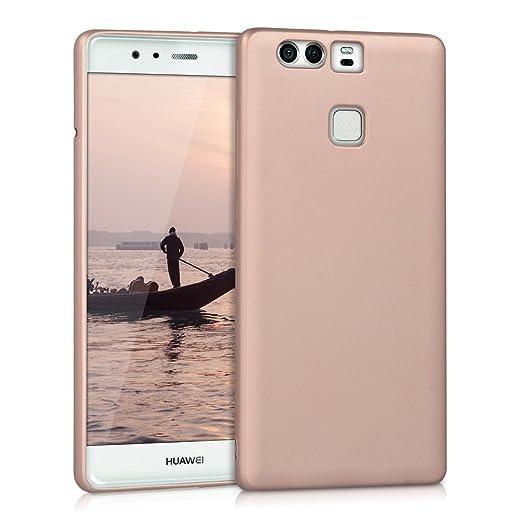 27 opinioni per kwmobile Cover per Huawei P9- Custodia in silicone TPU- Back case protezione