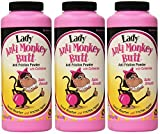 Anti Monkey Butt Lady Powder 6 Ounce, 3 Count