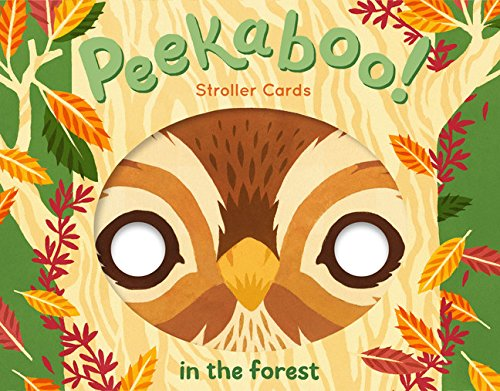 Peekaboo! Stroller Cards: In the -