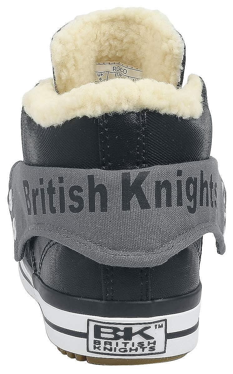 British Knights HIGH-Top-Schuh ROCO Herren HIGH-Top-Schuh Knights Turnschuhe 681b8c