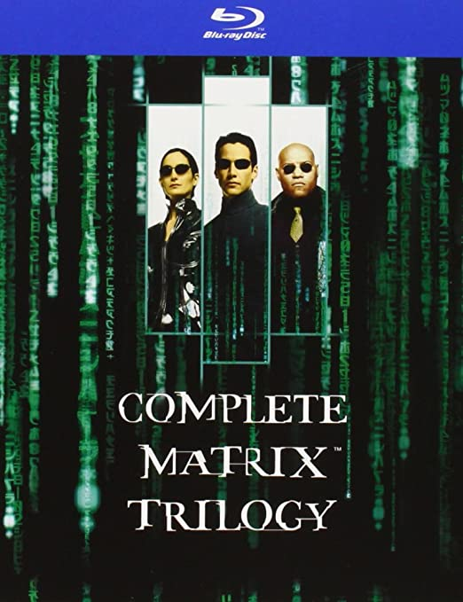 Matrix-Trilogie Amazon-Link