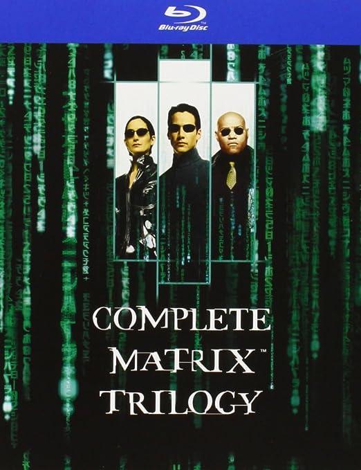 Matrix-Trilogie Amazon-Link