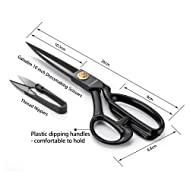 Dressmaking Scissors 10.4 inch by Galadim