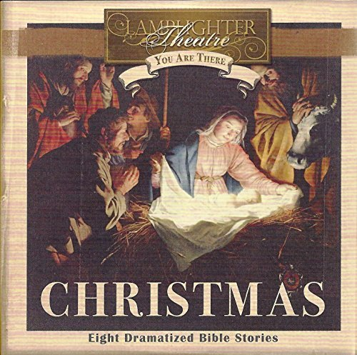 Read Online Christmas - Eight Dramatized Bible Stories PDF