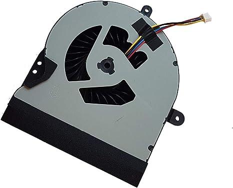 X-Comp CPU Ventilador refrigerador Fan Ventilador Derecho ...