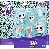 Littlest PetShop–C2097–gelir Hundefamilie
