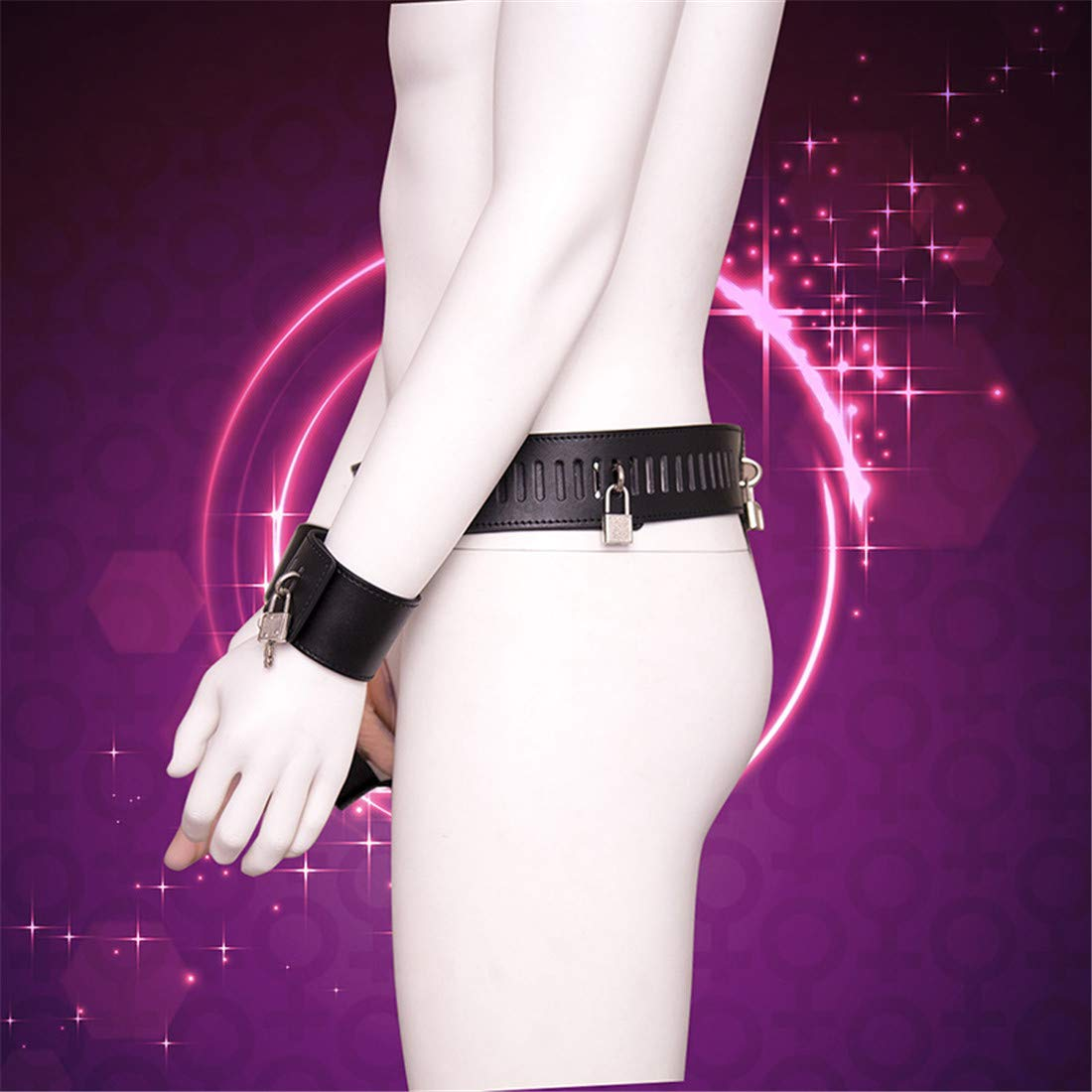 Hemotrade Sexy Chastity Chastity Chastity Pants Bundle Rrestraint Maschio Femmina Manette Flirtare Pantaloncini ef18ea