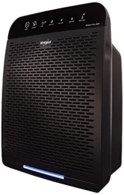Whirlpool WPPRO2000B Whispure True Hepa Air Purifier