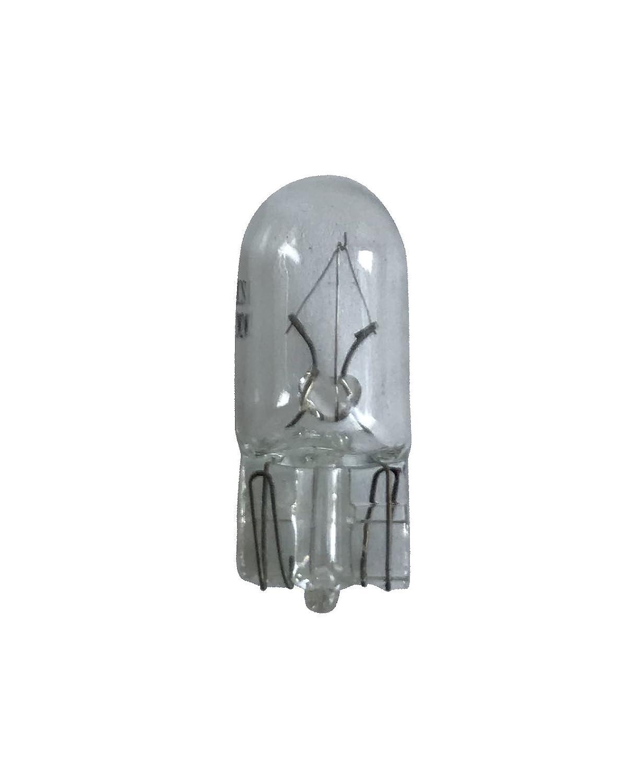 Melchioni 322199946/Lampe 12/V 2/W T10 Set de 10