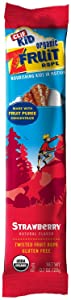 Clif Kid Z Fruit Rope, Strawberry, 0.7 Ounce (Pack of 18)