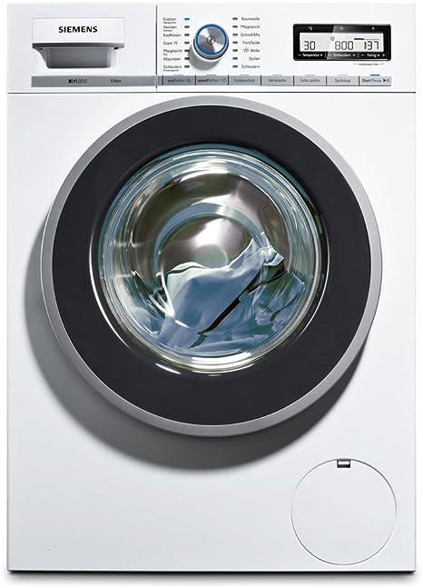 Siemens iQ700 WM14W540 iSensoric Premium Waschmaschine A
