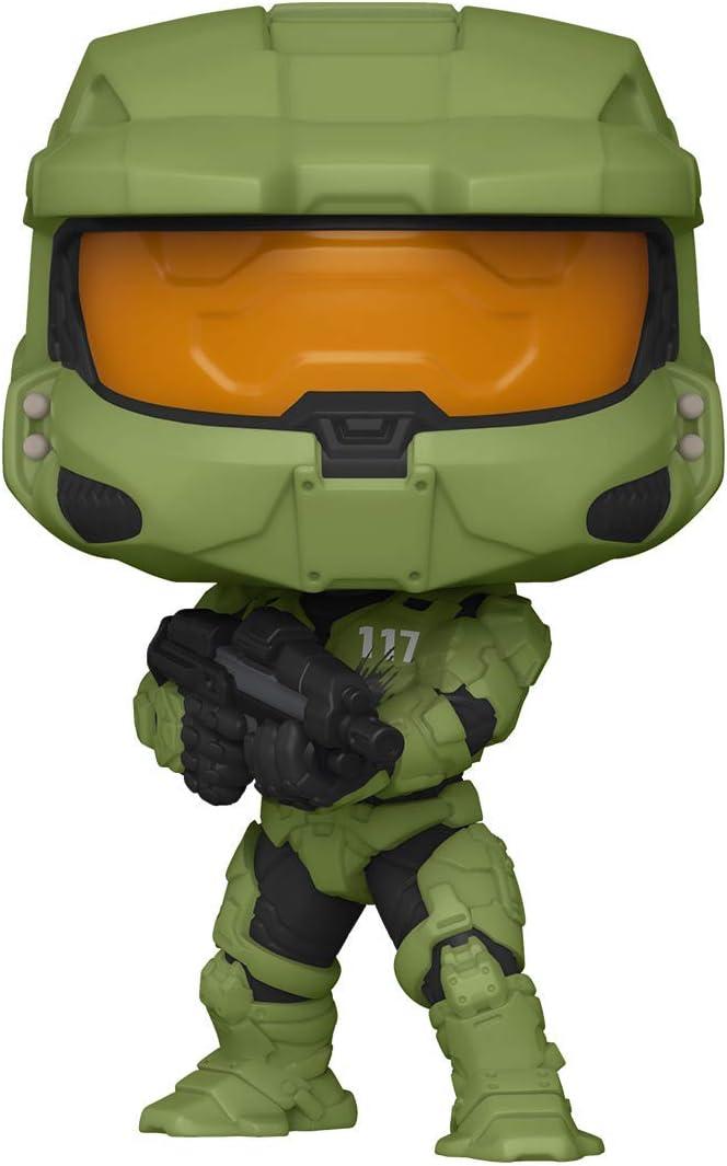 Funko Pop! Games: Halo Infinite - Master Chief, 3.75 inches