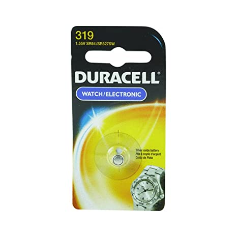Review Duracell D 319 -