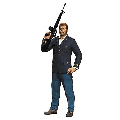 The Walking Dead- Abraham Figura, 18 cm (MC Farlane MCFWD146769): Juguetes y juegos