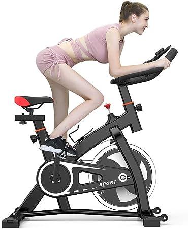 Inicio Pérdida de peso Bicicleta de ejercicio Bicicleta de ejercicio vertical Bicicleta de ejercicio Pedal de bicicleta Equipo de ejercicios de interior Entrenamiento aeróbico Fitness Cardio Bike, A: Amazon.es: Hogar