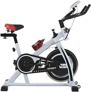 Ciclismo Entrenamiento Fitness ejercicio bicicleta estática cardio Home Interior mejor masaje: Amazon.es: Deportes y aire libre