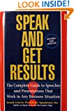 Speak and Get Results