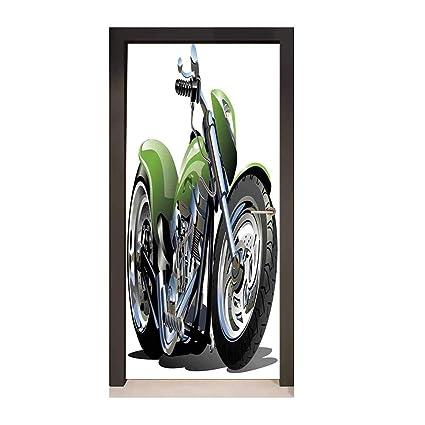 Motorcycle Door Wallpaper Motorcycle Design With Fancy