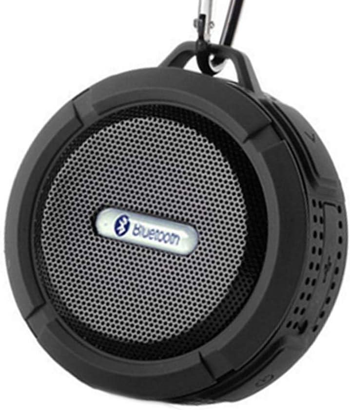 LEVEL GREAT C6 Bluetooth Speaker Esterna Impermeabile Cassa di risonanza della Cassa di risonanza C6 Wireless Cassa di risonanza di Sostegno Inserisci TF-Card