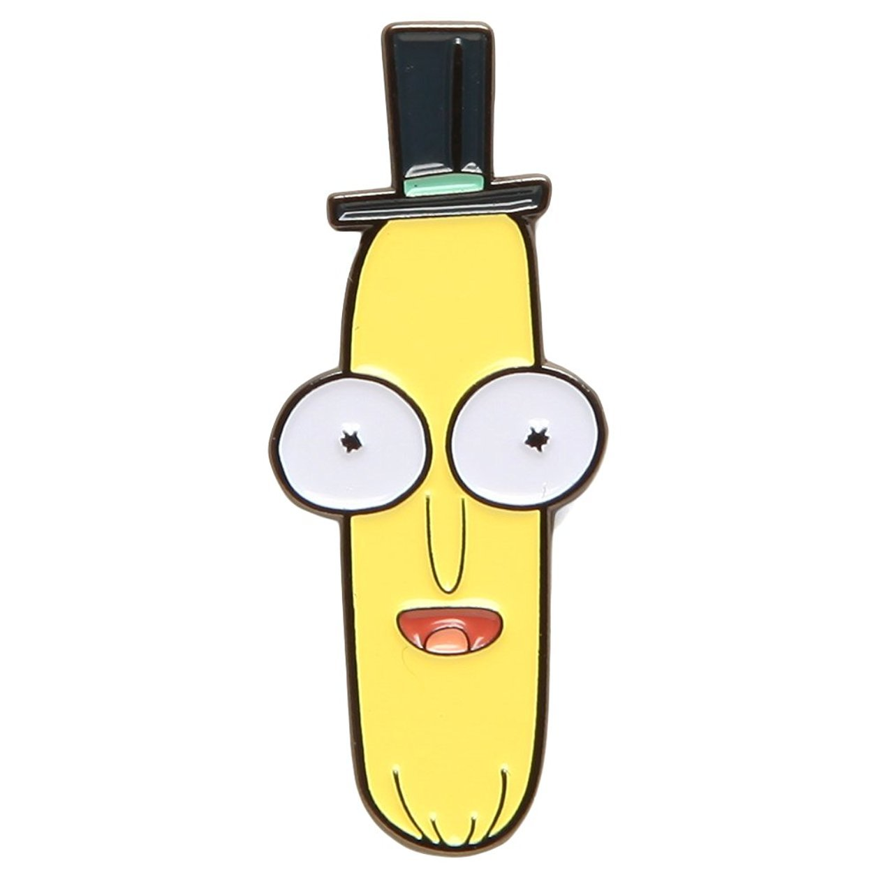 Rick and Morty Enamal Collector Pin: Mr. Poopy Butthole Hot Properties RLP52