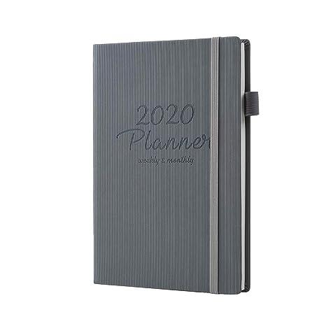 Amazon.com: Agenda semanal 2020 planificador diario (enero ...