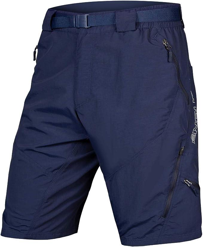 ENDURA Hummvee Short II - Pantalón Corto para Ciclismo Hombre ...