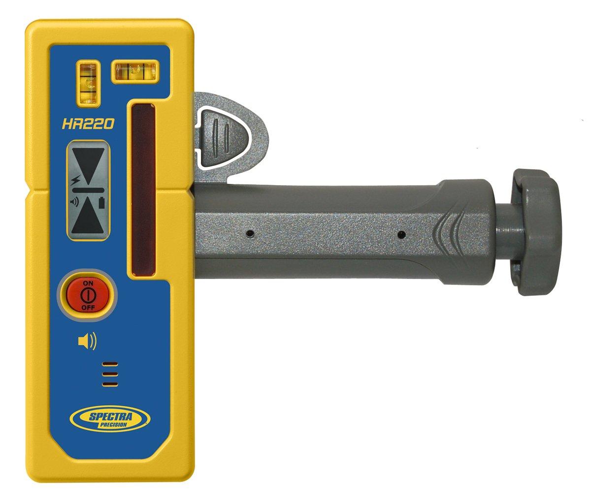 Spectra Precision HR220 Laser Receiver
