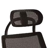 Alera ALEKEHR18 Headrest for K8 Chair, Mesh, Black