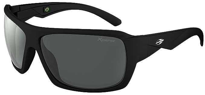 Gafas de Sol Malibu negro mate con lentes G15 polarizado