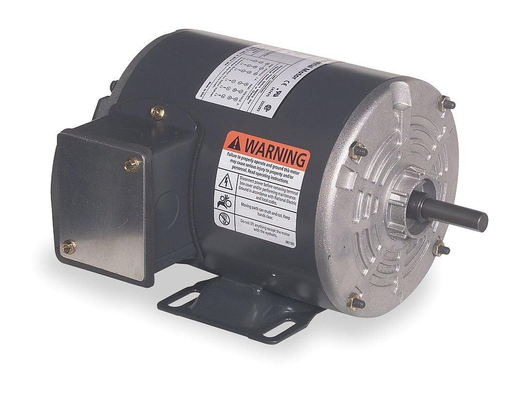 Dayton 2N866 Motor 3//4 HP 3 Phase