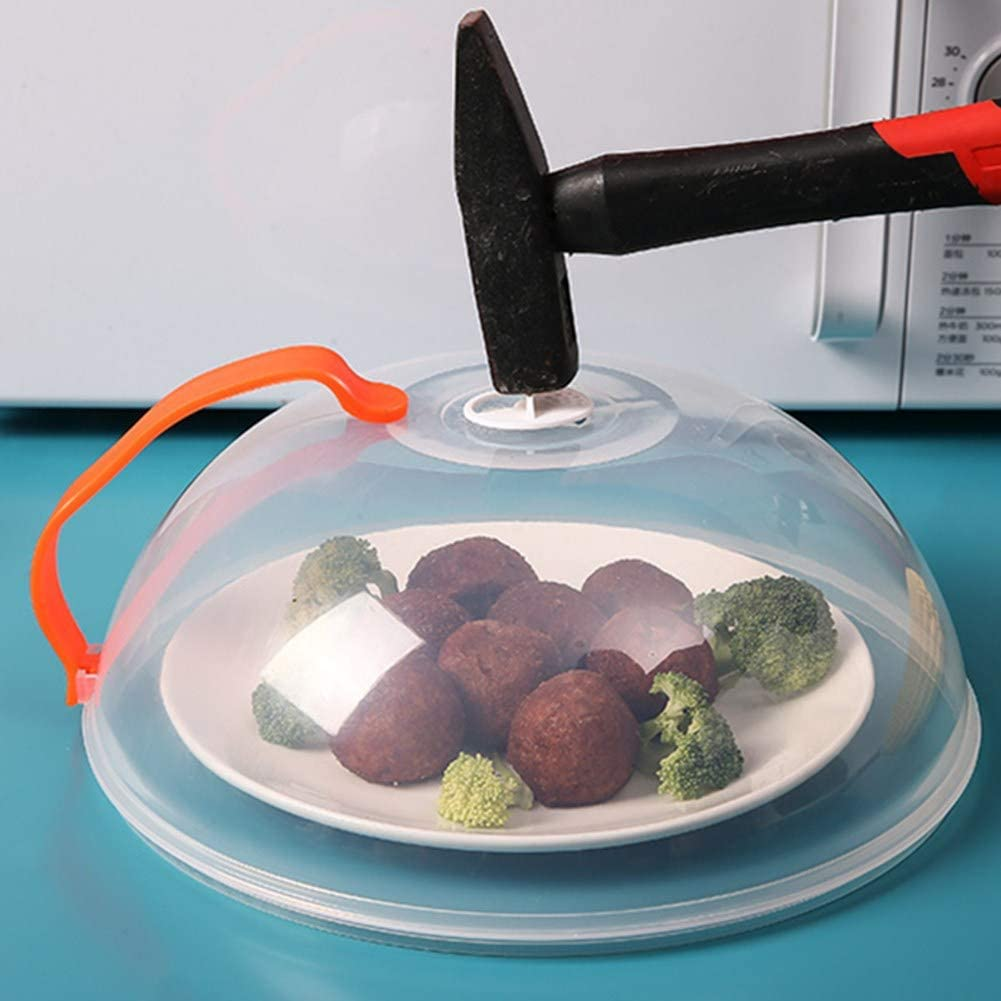 yinyinpu Tapa para Microondas Cubierta De Alimento Aislamiento Cubierta de Alimentos Funda de microondas para Comida Aislado Cubierta de Alimentos