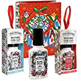 #2: Poo-pourri Christmas Gift Set Includes Ship Happens 4 Ounce Secret Santa and Merry Spritzmas 2 Ounce in Gift Box Decoration Ornament In Free Holiday Gift Bag Its A Master Poopouri