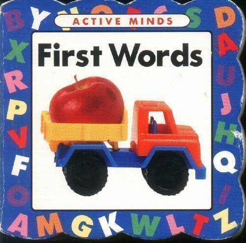 First Words Leap Frog Lift A Flap Book By George Siede