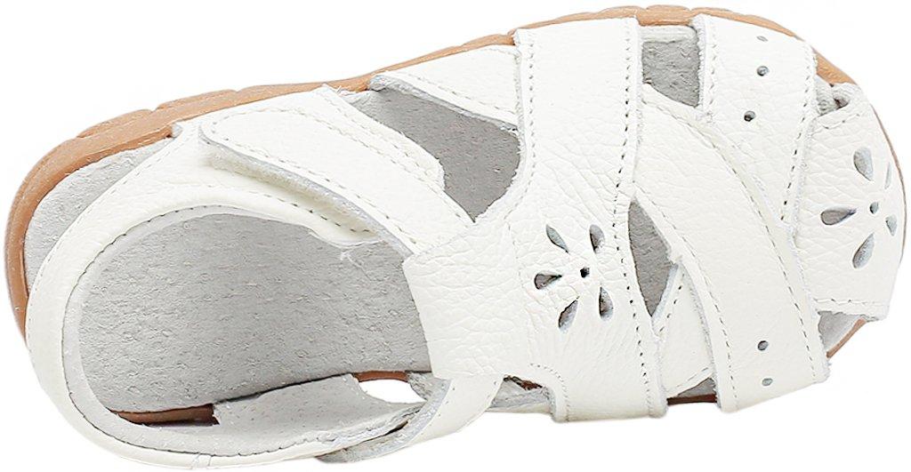 1a7631068edec7 Gaatpot Fille Sandales et Nu-Pieds Bout Fermé Chaussure d'été pour Enfants  en. Agrandir l'image