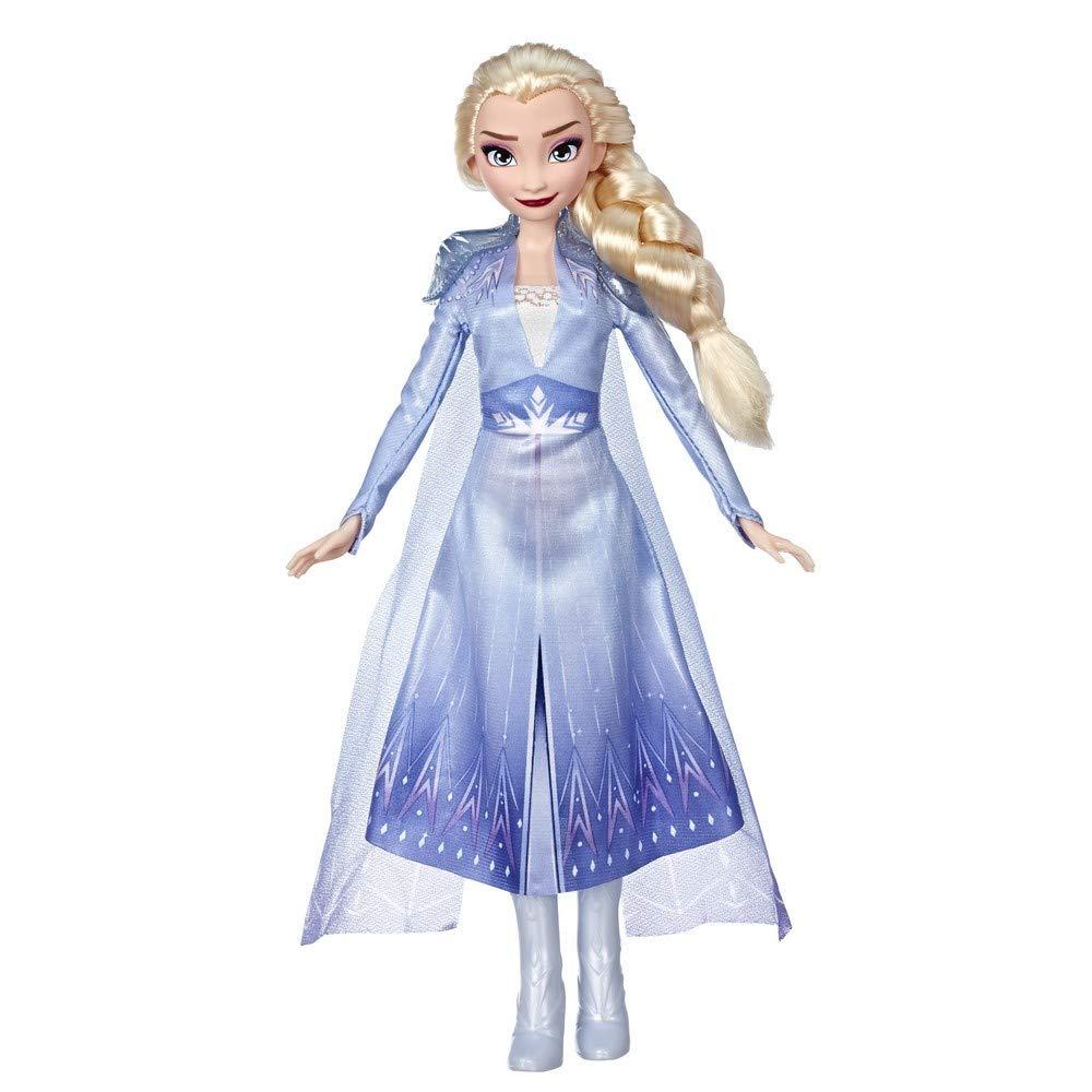 Frozen 2 - Muñeca Elsa (Hasbro E6709ES0)