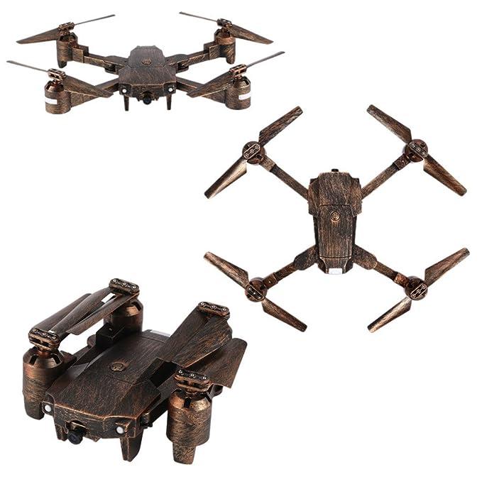 Momorain Attop X-PACK1 RC Drone 720P Cámara Gran Angular WiFi FPV ...