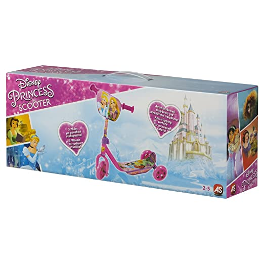 ColorBaby Patinete 3 ruedas MINNIE MOUSE (42795): Amazon.es: Juguetes y juegos