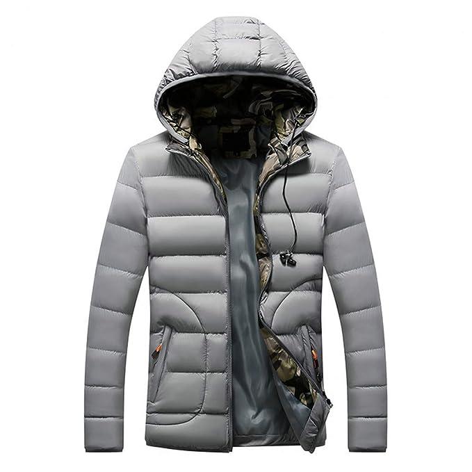NUSGEAR Cappotto Donna Invernale Elegante Slim Caldo Giacca con Cappuccio Maglione Giubbotto Giacche A Vento Spessore Parka Lunghe Coat Outwear