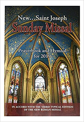 St  Joseph Sunday Missal and Hymnal for 2019: English In the