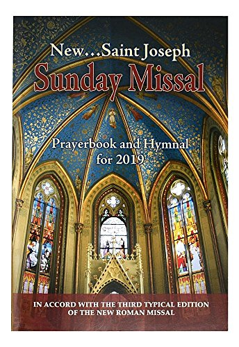 (St. Joseph Sunday Missal and Hymnal for 2019)