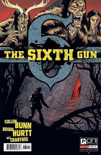 "Download The Sixth Gun #31 ""Lost and Unarmed"" pdf epub"
