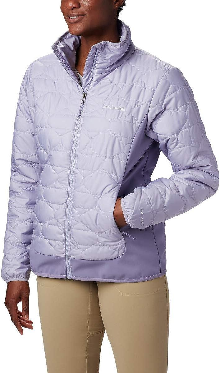 Columbia Seneca Basin Hybrid Jacket